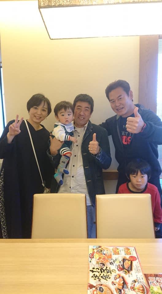 香川からの友人が訪ねて来てくれました。